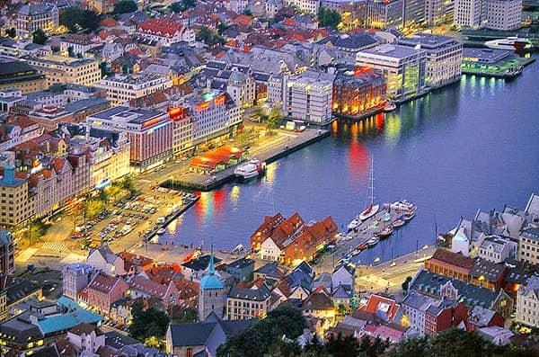 Những điểm du lịch nổi tiếng nhất ở Na Uy nên tới. Du lịch Na Uy nên đi đâu? Các điểm tham quan, vui chơi cực nổi tiếng ở Na Uy