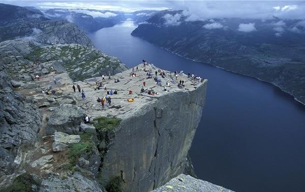 Danh lam thắng cảnh nổi tiếng ở Na Uy: Du lịch Na Uy nên đi đâu chơi, tham quan, ngắm cảnh, chụp ảnh đẹp?