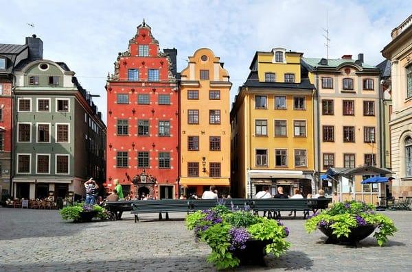 Những địa điểm tham quan, vui chơi nổi tiếng ở Thụy Điển: Du lịch Thụy Điển đi đâu chơi?