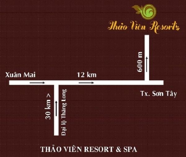 Kinh nghiệm du lịch Thảo Viên Resort kèm đánh giá chân thực. Hướng dẫn du lịch Thảo Viên Resort cụ thể đường đi, giá vé, review...