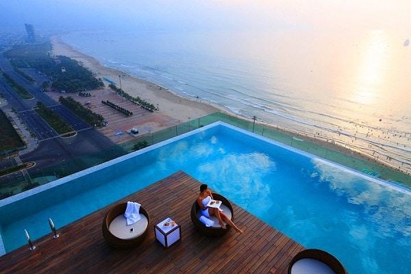 Địa chỉ những bể bơi trên cao cực nổi tiếng ở Việt Nam: Việt Nam có những bể bơi vô cực nào đẹp, hấp dẫn?