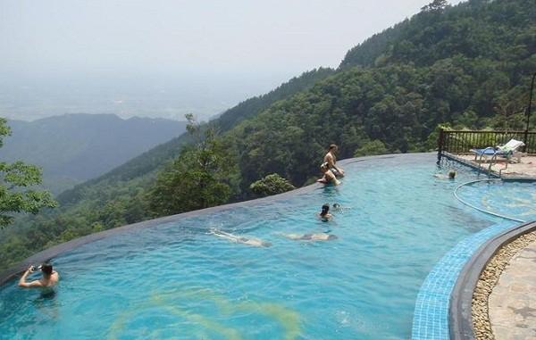 Những bể bơi vô cực đẹp nhất Việt Nam cực sang chảnh. Địa chỉ những bể bơi sang chảnh độc đáo, hấp dẫn nhất ở Việt Nam