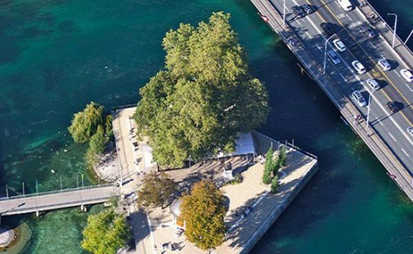 Danh lam thắng cảnh đẹp, nổi tiếng ở Geneva: Các điểm tham quan nên tới ở Geneva, Thụy Sĩ.