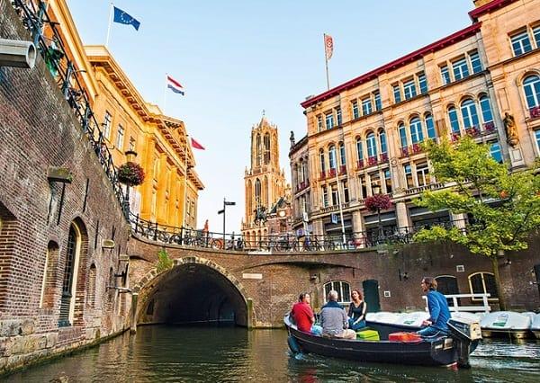 Những địa điểm tham quan, du lịch độc đáo, hấp dẫn ở Utrecht, Hà Lan: Nên đi chơi ở đâu khi du lịch Utrecht, Hà Lan?