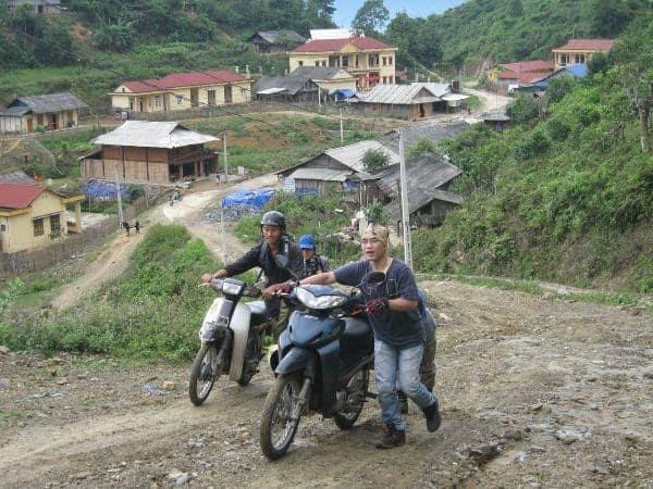Kinh nghiệm đi phượt thác Háng Tề Chơ, Yên Bái cực an toàn