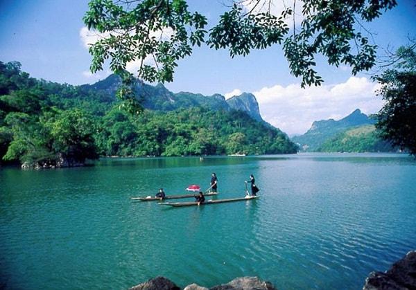Danh sách khách sạn, nhà nghỉ tốt ở hồ Ba Bể nên thuê