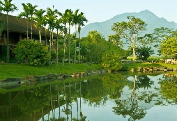 Kinh nghiệm du lịch Family resort, Ba Vì cực hấp dẫn. Hướng dẫn đi Family resort, Yên Bài, Ba Vì đường đi, giá phòng, thời điểm...