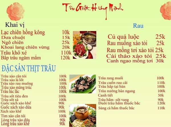 Ăn ở đâu khi phượt Thái Nguyên? Địa chỉ quán ăn ngon, nổi tiếng ở Thái Nguyên