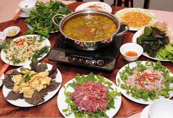 Địa chỉ quán ăn đặc sản nổi tiếng ở Sơn La: Du lịch Sơn La nên ăn ở đâu? Địa chỉ nhà hàng nổi tiếng ở Sơn La