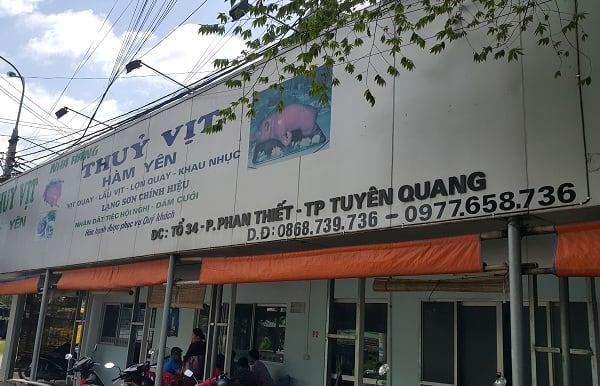 Địa chỉ quán ăn ngon, nổi tiếng ở Tuyên Quang: Nên ăn ở đâu khi du lịch Tuyên Quang?