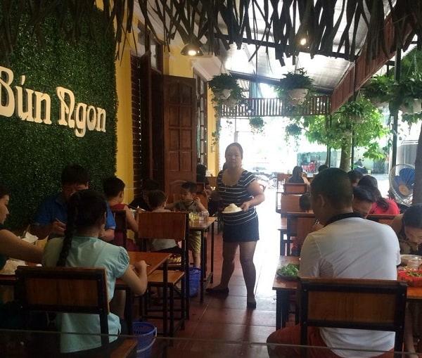 Địa chỉ ăn uống ngon, bổ, rẻ ở Tuyên Quang cực nổi tiếng