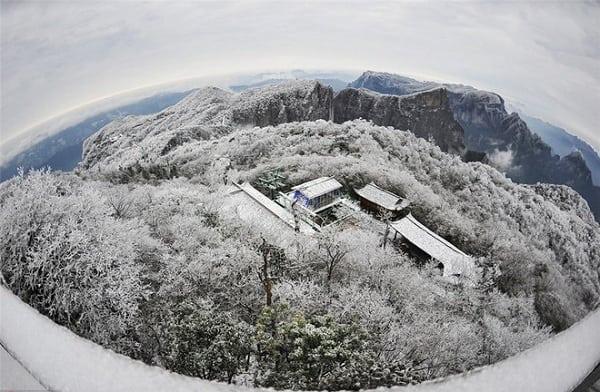 Địa điểm du lịch mùa đông ở Trung Quốc đẹp, nổi tiếng nhất: Du lịch Trung Quốc mùa đông nên đi đâu?
