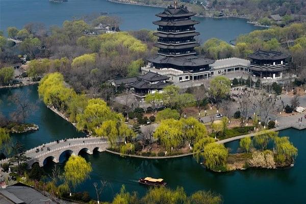 Địa điểm du lịch mùa xuân ở Trung Quốc đẹp nhất: Mùa xuân nên đi chơi ở đâu Trung Quốc?