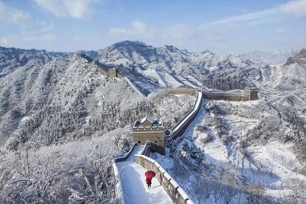 Địa điểm du lịch nổi tiếng, đẹp nhất ở Trung Quốc mùa đông: Nên đi du lịch mùa đông ở đâu Trung Quốc?