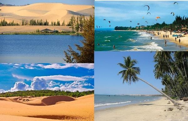 Địa điểm du lịch nổi tiếng ở Bình Thuận: Nên đi đâu chơi, tham quan khi đến Bình Thuận?