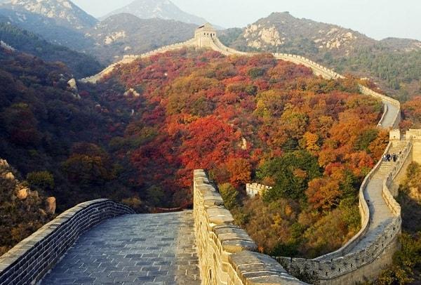 Địa điểm tham quan, ngắm cảnh, chụp ảnh đẹp ở Trung Quốc mùa thu: Du lịch Trung Quốc mùa thu đi đâu tham quan?