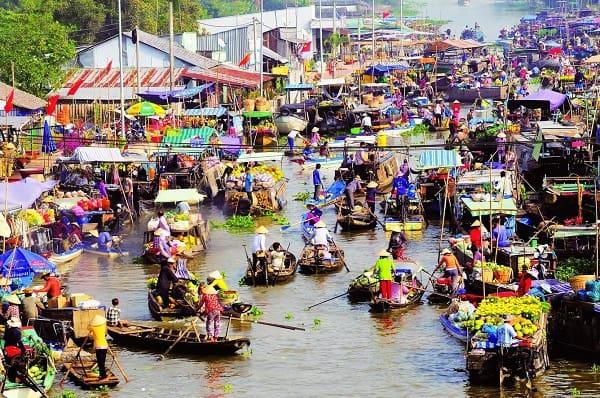 Top điểm tham quan du lịch nổi tiếng nhất ở Vĩnh Long. Du lịch Vĩnh Long có gì hay? Nên đi đâu ở Vĩnh Long đẹp, nổi tiếng?