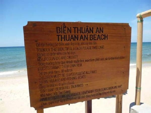 Kinh nghiệm du lịch biển Thuận An điểm đến đặc sắc Huế. Hướng dẫn, cẩm nang, phượt biển Thuận An ăn gì, ở đâu, đường đi, cảnh đẹp.