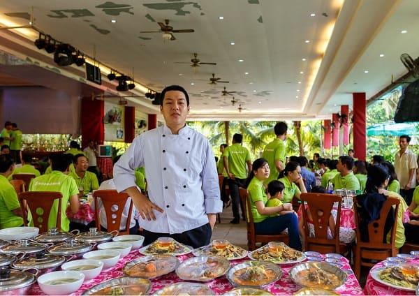 Kinh nghiệm ăn uống ở khu du lịch Lan Vương, Bến Tre: Nhà hàng, đồ ăn của khu du lịch Lan Vương giá cả thế nào, có ngon không?