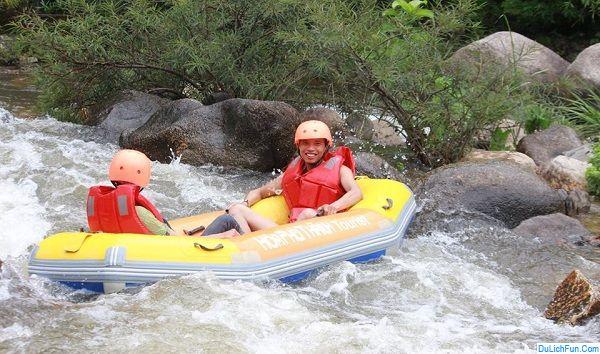 Kinh nghiệm đi trượt thác Hòa Phú Thành, Đà Nẵng: Hướng dẫn đi trượt thác Hòa Phú Thành, Đà Nẵng