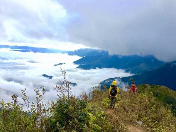 Kinh nghiệm leo núi Tà Chì Nhù an toàn, suôn sẻ. Hướng dẫn, cẩm nang, phượt đỉnh Tà Chì Nhù cụ thể lộ trình, đường đi...