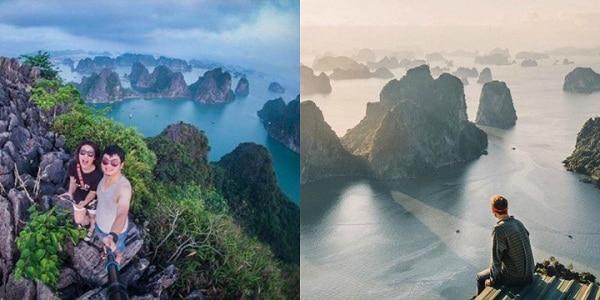 Toàn tập kinh nghiệm leo núi Bài Thơ Quảng Ninh cập nhật. Hướng dẫn, cẩm nang phượt núi Bài Thơ an toàn, suôn sẻ cụ thể đường đi.