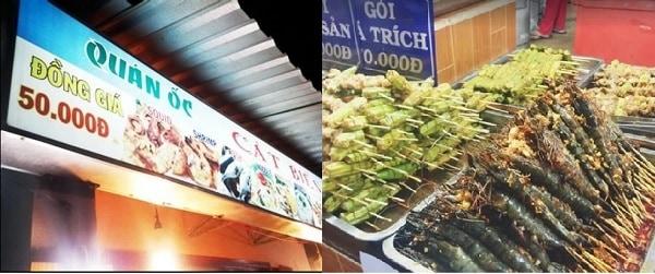 Ăn khuya ở đâu Phú Quốc ngon, giá bình dân? Địa điểm ăn đêm ngon, nổi tiếng ở Phú Quốc