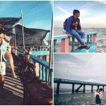 Kinh nghiệm du lịch biển Tân Thành Gò Công cực đẹp cực vui. Hướng dẫn, cẩm nang du lịch biển Tân Thành cụ thể thời điểm, đường đi.