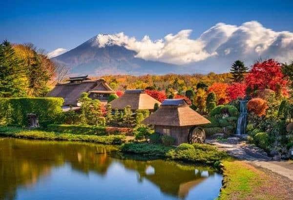 Du lịch Nhật Bản mùa thu nên đi đâu chơi, tham quan? Kinh nghiệm đi tham quan, vui chơi ở Nhật Bản trong mùa thu