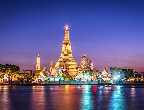Du lịch Thái Lan tết dương lịch nên đi đâu tham quan? Địa điểm du lịch hấp dẫn ở Thái Lan dịp tết dương lịch