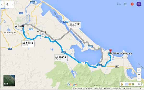 Kinh nghiệm cắm trại biển Cảnh Dương: giá dịch vụ, ăn chơi