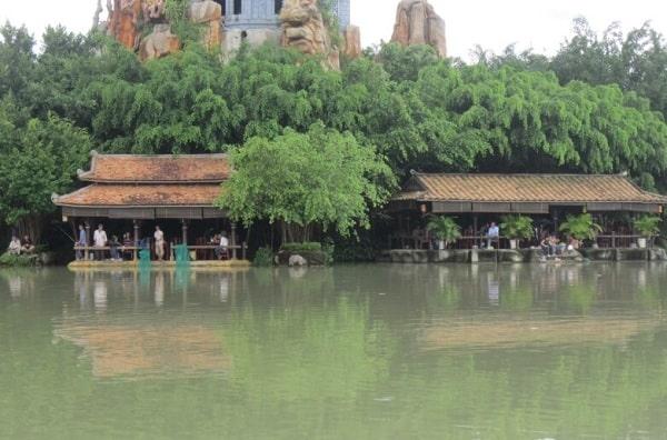 Hoạt động vui chơi, giải trí hấp dẫn ở khu du lịch Long Điền Sơn: Hướng dẫn đi chơi ở khu du lịch Long Điền Sơn