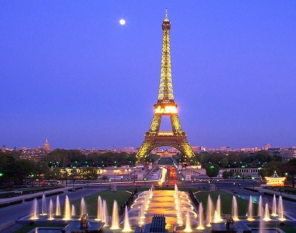 Hướng dẫn đi tham quan, vui chơi ở Châu Âu dịp tết dương lịch: Du lịch Châu Âu tết dương lịch nên đi đâu chơi?