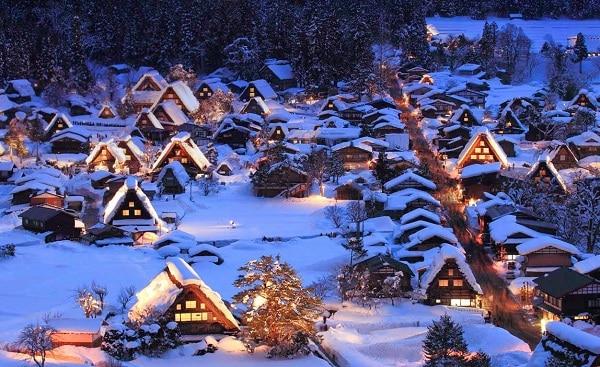 Kinh nghiệm du lịch Nhật Bản mùa đông: đi đâu, mặc gì?