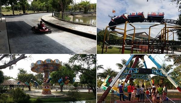Khu du lịch Long Điền Sơn có trò chơi gì vui, hấp dẫn? Kinh nghiệm đi vui chơi ở khu du lịch Long Điền Sơn