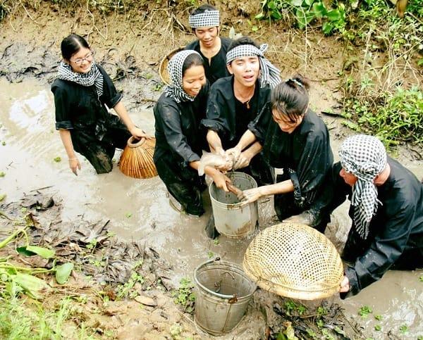Kinh nghiệm đi chơi ở làng du lịch Mỹ Khánh, Cần Thơ: Du lịch làng Mỹ Khánh, Cần Thơ chơi gì vui?