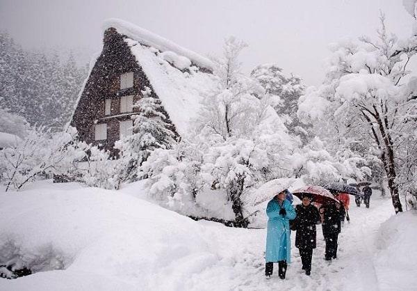 Kinh nghiệm du lịch Nhật Bản mùa đông: Du lịch Nhật Bản mùa đông đi đâu chơi, tham quan?