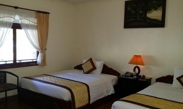 Kinh nghiệm đi khu du lịch Long Điền Sơn giá rẻ: Phòng nghỉ, khách sạn ở khu du lịch Long Điền Sơn