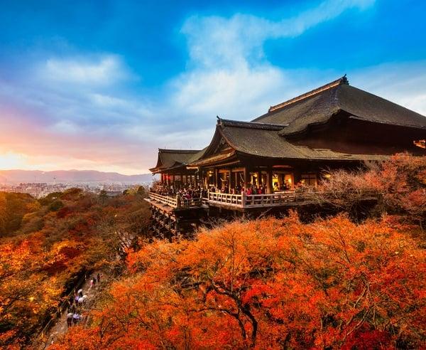 Kinh nghiệm đi tham quan, vui chơi ở Nhật Bản trong mùa thu: Du lịch Nhật Bản mùa thu đi đâu chơi?