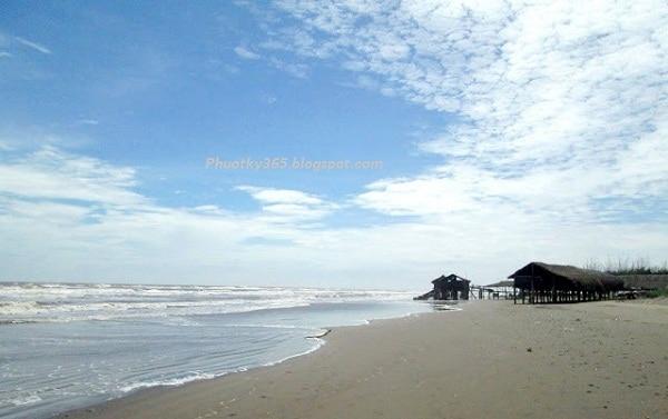 Kinh nghiệm phượt biển Cồn Bửng (Thạnh Phú) rẻ, đẹp. Hướng dẫn, cẩm nang du lịch biển Thạnh Phú, Bến Tre về đường đi, thời điểm