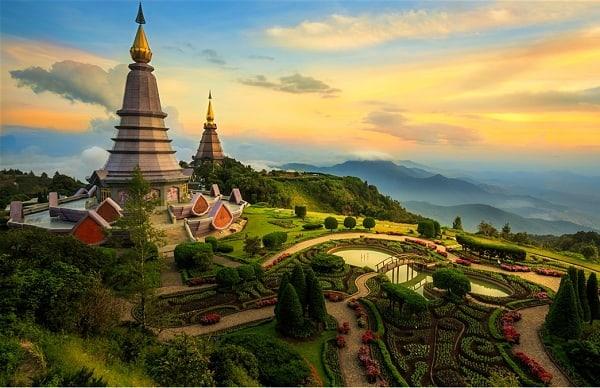 Lịch trình, chi phí đi du lịch Thái Lan dịp tết dương lịch: Tết dương lịch nên đi chơi ở đâu Thái Lan?