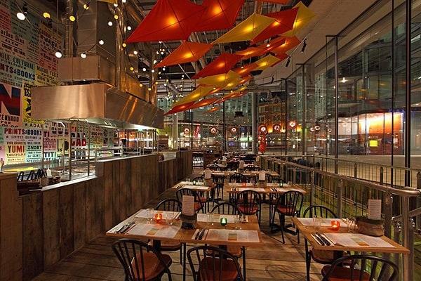 Những nhà hàng nổi tiếng ở London vừa ngon vừa rẻ. Du lịch London nên ăn ở đâu? Địa chỉ ăn uống cực ngon ở London bạn nên thử.