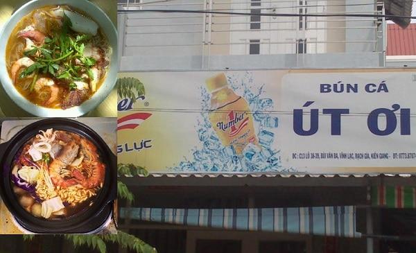 Rạch Giá có quán ăn nào ngon, giá bình dân? Địa chỉ nhà hàng, quán ăn ngon, nổi tiếng ở Rạch Giá