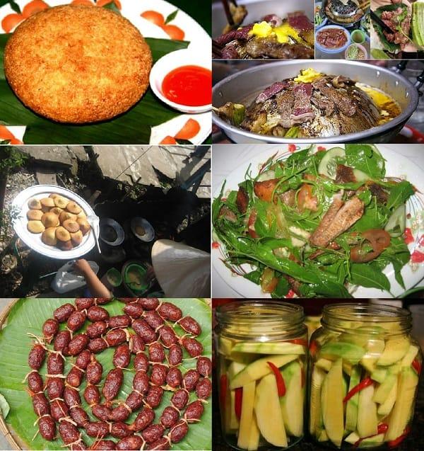 Đặc sản truyền thống ngon, hấp dẫn ở An Giang: Du lịch An Giang nên ăn món gì?