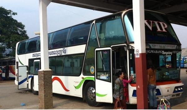 Đi từ Vientiane tới Luang Prabang bằng cách nào? Hướng dẫn cách di chuyển từ Viêng Chăn tới Luang Prabang bằng xe bus