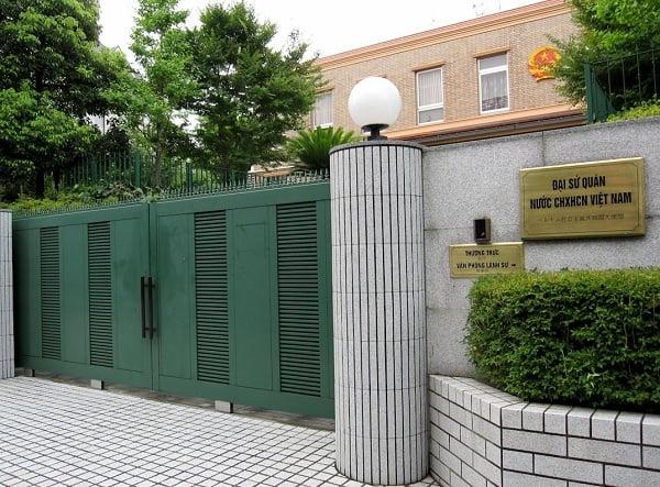 Địa chỉ các đại sứ quán Việt Nam ở nước ngoài: Thông tin địa chỉ, giá vé, email của các đại sứ quán Việt Nam trên thế giới