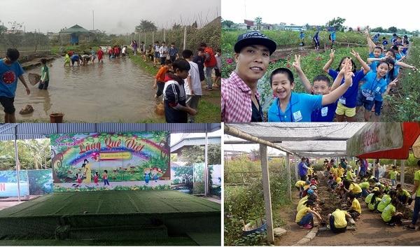 Địa chỉ các trang trại giáo dục nổi tiếng ở Hà Nội kèm giá vé: Thông tin địa chỉ, giá vé, điện thoại, giờ hoạt động của các nông trại giáo dục hấp dẫn ở Hà Nội