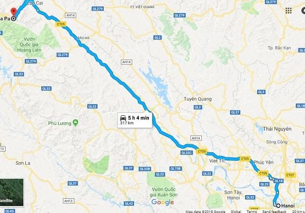 Du lịch Sapa từ Hà Nội bằng phương tiện gì? Kinh nghiệm di chuyển từ Hà Nội đến Sapa