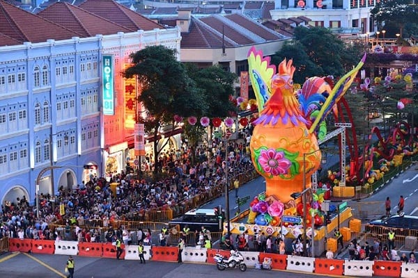 Du lịch Singapore dịp Tết cổ truyền đậm đà bản sắc. Du lịch Singapore tết có gì hay? Các lễ hội điểm tham quan Singapore dịp tết.