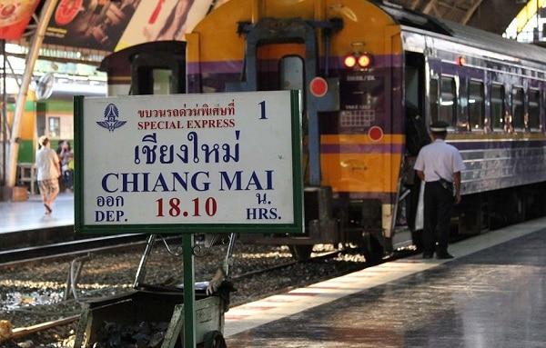 Kinh nghiệm di chuyển từ Bangkok đến Chiang Mai tự túc A-Z